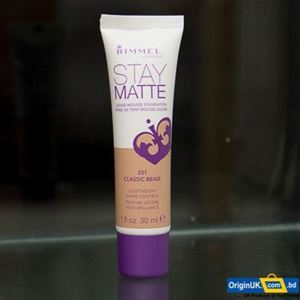 Picture of Rimmel Stay Matte Foundation Classic Beige