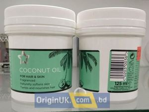 Picture of Superdrug Coconut Oil 125ml