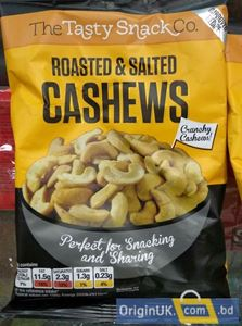 Picture of Crisps [Chips], Nuts & Snacks 90g