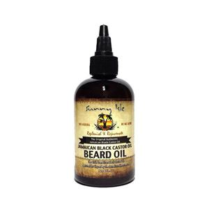 Picture of Sunny Isle Jamaican Black Castor Oil Beard Oil 2oz