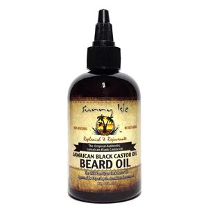 Picture of Sunny Isle Jamaican Black Castor Oil Beard Oil 4oz