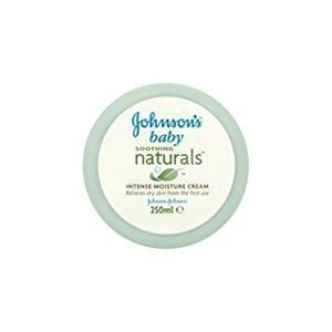 Johnson's Baby Soothing Naturals Intense Moisture Cream 250ml এর ছবি