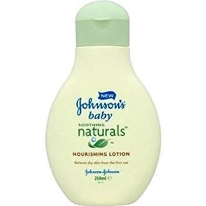 Johnson's Baby Soothing Naturals Lotion 250ml এর ছবি
