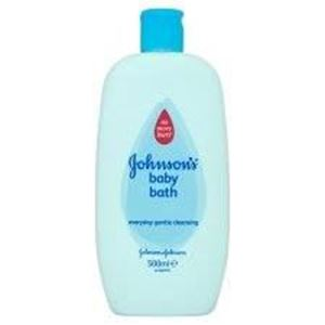 Johnsons Baby Bath 500Ml এর ছবি