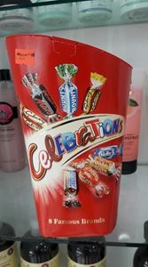 Picture of CELEBRATIONS® 8 Famous Brands 245g